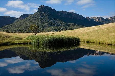 """Wolgan Valley Resort: Ausgezeichnet für nachhaltige Entwicklung und """"grüne Architektur""""."""