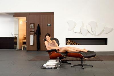 angenehme berraschung die neuen saunamodelle von klafs klafs gmbh co kg pressemitteilung. Black Bedroom Furniture Sets. Home Design Ideas