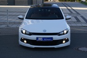 VW Scirocco 3 Tuning & Styling with barracuda wheels and jms styling kit 4