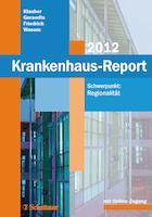 Krankenhaus-Report 2012 titel