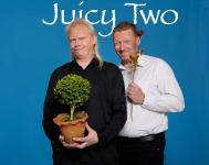 "Hafen Xanten unplugged mit ""Juicy Two"""