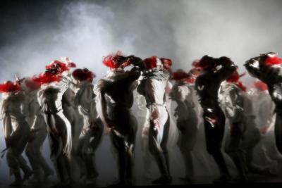 Leipziger Ballett Le Sacre du Printemps / ©Ida Zenna