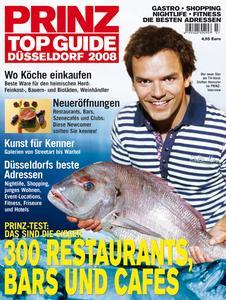 Der neue PRINZ Top Guide 2008 ab sofort im Handel