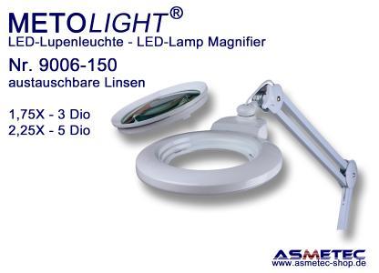 Lupenleuchte 9006-150mm
