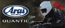 Arai Quantic, new 2021 model