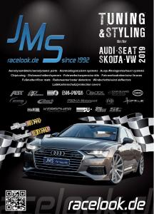Tuning-Katalog 2019 für Audi, Seat, Skoda und VW