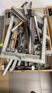 Abholung von Altmetall und Stahlschrott durch Schrottabholung in Düsseldorf