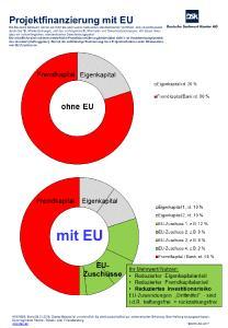 Grafik Projektfinanzierung Stand 18-01-08
