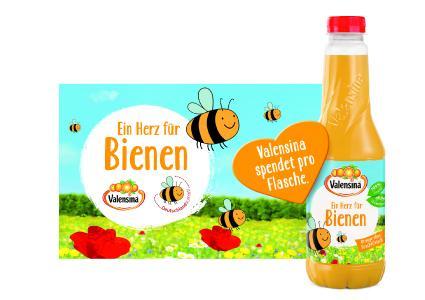 Valensina: Ein Herz für Bienen
