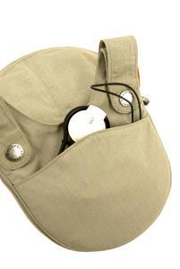 2 strong detachable belt loops, additional pocket on the back