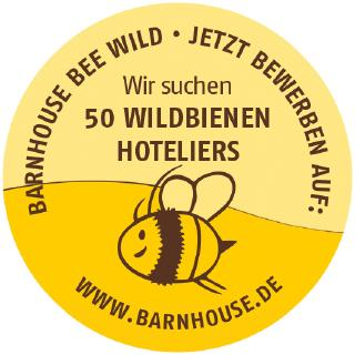 Aktionssignet Barnhouse Be Wild