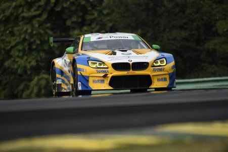 #96 BMW M6 GT3, Turner Motorsport, VIR
