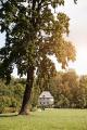 Goethes Gartenhaus im Park an der Ilm gehört zum UNESCO-Welterbe. Der zugehörige Garten am Stern ist Teil der BUGA-Außenstandorte.