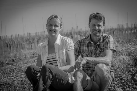 Karin und Roland Lenz sind belohnt worden für ihren hohen Anspruch, naturnahe Weine zu vinifizieren