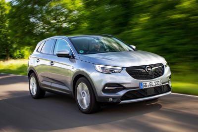 Already More Than 100,000 Orders for Opel Grandland X