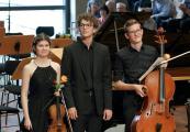 """Trio Fulminato"" / Foto: Gerold Herzog"
