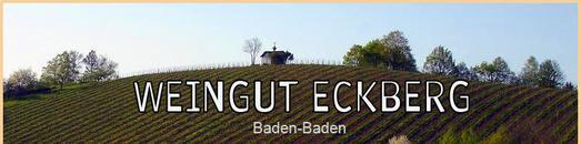 Weingut Eckberg Baden Baden.