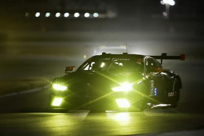 BMW M8 GTE Licht, Daytona