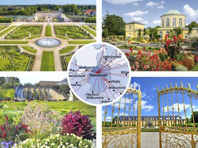 "Start des internationalen Fotowettbewerbs ""The Beauty of Herrenhausen Gardens"""