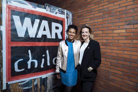 Lydia Sleifir und Dannie Quilitzsch, Gründerinnen von War Child Deutschland (v.l.)_Copyright War Child Deutschland gGmbH