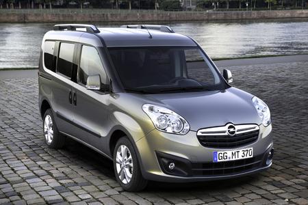Der neue Opel Combo kann ab sofort bei den deutschen Opel-Händlern bestellt