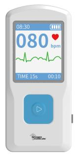 NX 4590 02 newgen medicals Mobiles medizinisches EKG Messgeraet mit Software