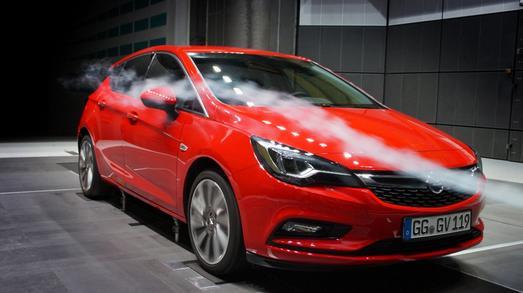 Effizienzsteigerung: Top-Aerodynamik trifft beim neuen Opel Astra auf die neueste Motorengeneration