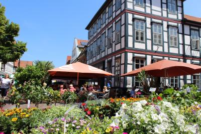 Wochenmarkt Nienburg