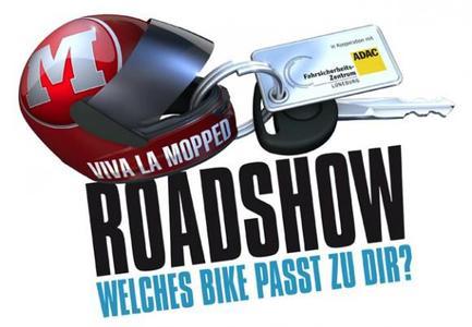 """""""Viva La Mopped""""-Roadshow"""