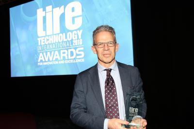 Marco Spinetto, Leiter strategische Innovation und Wissensmanagement, gesetzliche Vorschriften und Industriestandards Pirelli