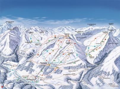 Das Skigebiet Großglockner-Heiligenblut hat für Skifahrer einige schneesichere 2.000er zu bieten, Foto: Großglockner Bergbahnen