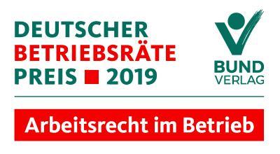 Deutscher Betriebsräte-Preis 2019