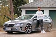 Opel Insignia Niklas Kaul