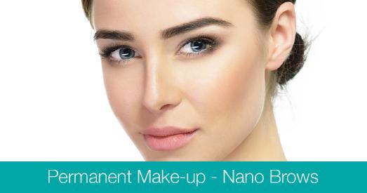 Nano Brows Schulung an der Kosmetikschule Schäfer