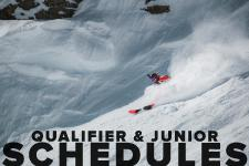 2021 Freeride junior tour and Freeride world qualifier schedules announced