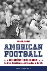 Cover American Football: Die größten Legenden