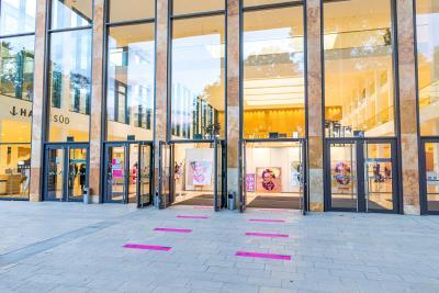 ARTe Kunstmesse unter Corona-Auflagen