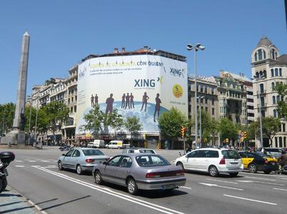 XING mit großer Marketing-Kampagne in Spanien