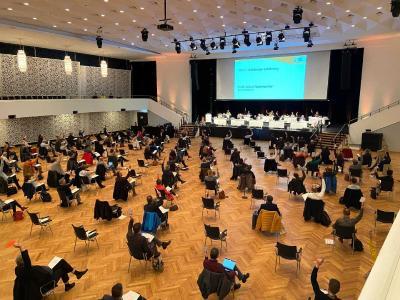 VdM-Bundesversammlung 2020: Verabschiedung der Koblenzer Erklärung