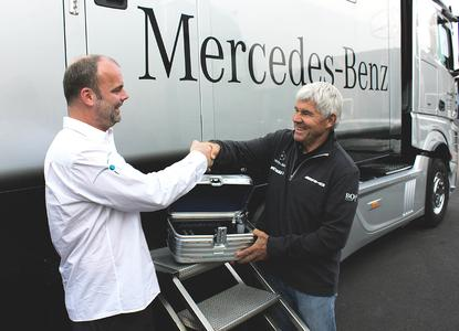 Airnergy Mercedes AMG DTM Toni Mathis Guido Bierther 1.1