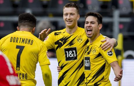 Opel-Partnerclub Borussia Dortmund greift nach dem DFB-Pokal