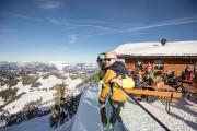 Gemütlich Hütten laden zur Einkehr Foto: Wildschönau Tourismus