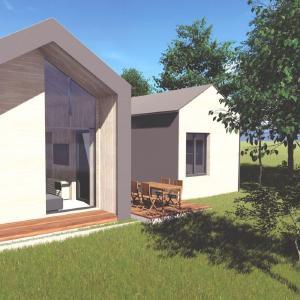 Rendering MANOAH - Haus
