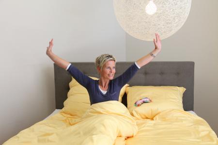 Erholt und entspannt aufwachen auf einer individuell abestimmten Matratze
