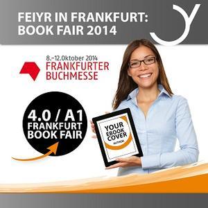 Feiyr präsentiert E-Book-Vertrieb auf der Frankfurter Buchmesse