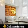 Creative Interior Design with onlineprinters.com Photo Wallpapers