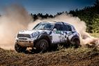Fünf MINI ALL4 Racing bei der Rallye Oilibya du Maroc 2016 am Start