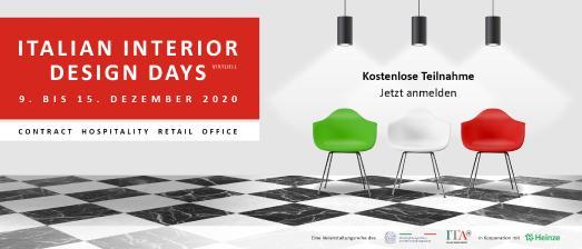 Italian Interior Design Days 2020