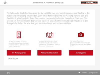 """Augmented Reality""-App verfügbar"