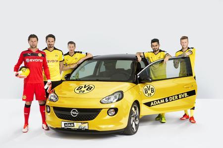 Dortmunder Gastspiel: Am Freitag, 25. September, um 14.00 Uhr werden auf dem Opel-Stand BVB-Boss Hans-Joachim Watzke, der neue Trainer Thomas Tuchel und drei Spieler erwartet